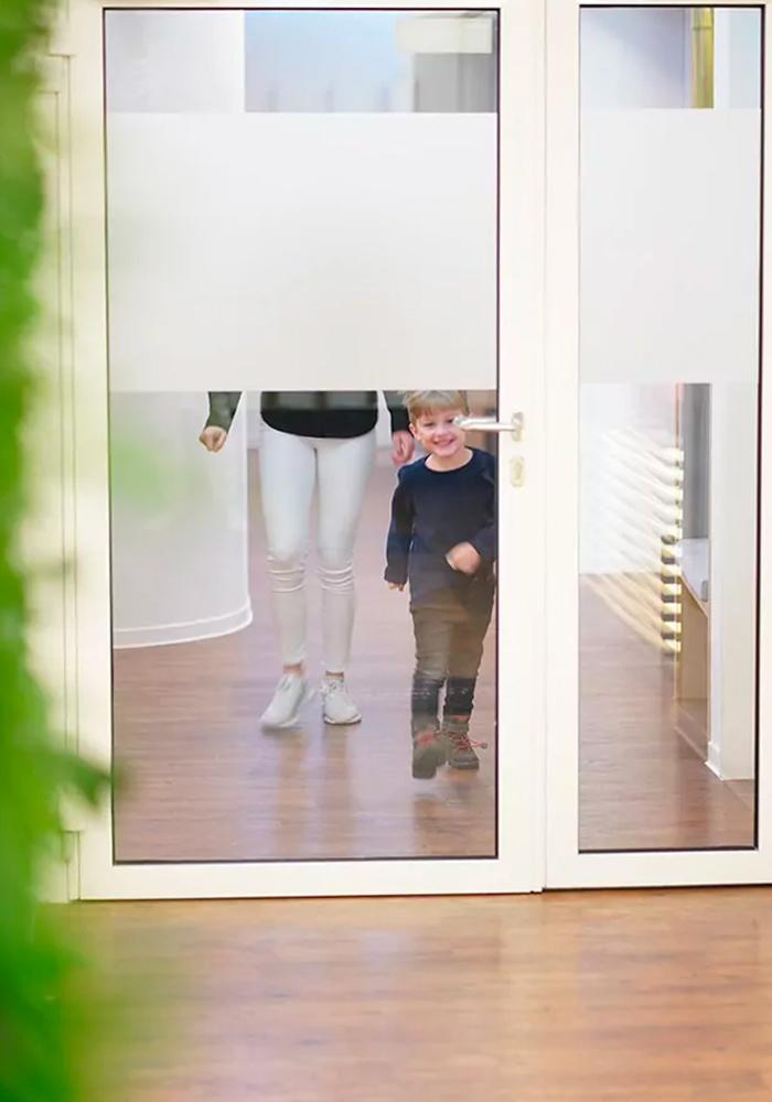 Praxis für Zahnerhalt Leipzig – bei Dr. Felgner fühlen sich auch Kinder wohl.